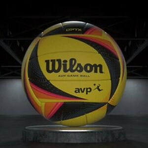 NEW - Wilson OPTX Official  AVP Beach Volleyball