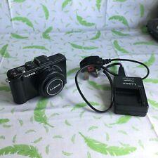 Panasonic LUMIX DMC-LX7 10.1 MP Digital Camera - Black - (yellow)