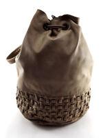Liebeskind Berlin Beige Leather Shoulder Bag, Women's