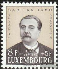 Lussemburgo 477 MNH 1950 Caritas