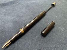 Onoto Patent Pen Fountain Pen 14ct Gold Nib - Serviced