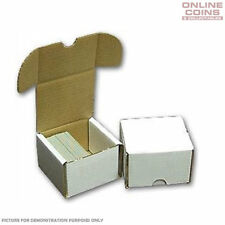 Sport Images 200 Count Cardboard Trading Card Storage Box