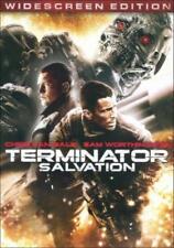 Terminator Salvation (Dvd, 2009, Widescreen) New