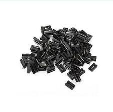 20X 14 Pin DIP IC Sockets Adaptor Solder Type Socket 2.54mm abus LA