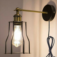 Wall Lights Plug In Sconces Porch Indoor Wall Light Modern Bedside Wall lamps UK