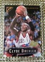 1996 Topps Gallery Clyde Drexler PLAYERS PRIVATE ISSUE MINT UNCIRCULATED Houston