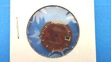Genuine Vintage Rolex Ladies Factory Walnut Datejust Dial 69173 69178 79178