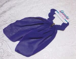 Goody Hair Twist Wrap Sexy Extremely Comfortable Hair Piece in Purple Lovely