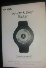 Brand New In Box Sealed Nokia Go Wam02 Black Activity And Sleep Tracker