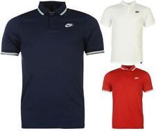 Nike Kurzarm Herren-T-Shirts aus Polyester
