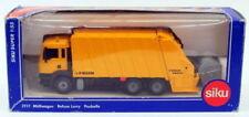 Camions poubelles miniatures 1:55