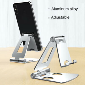 Foldable Mobile Phone Aluminium Stand Alloy Tablet Stand^^.