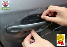 4pcs Universal Invisible Car Door Handle Scratches Protector Decal Door Wrist