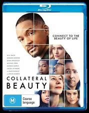 Collateral Beauty (Blu-ray, 2017) NEW