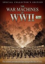 War Machines of WWII Collection (DVD, 2009, 6-Disc Set)