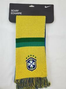 Brazil National Football Team Nike Scarf Brasil CBF Soccer