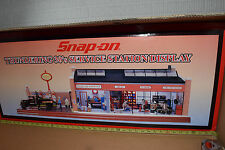 Snap-On Thundering 30s Service Station Display Crown Premium Tool Garage Toy NEW