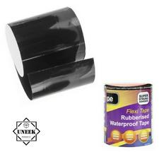 SUPER STRONG FLEX TAPE RUBBERISED Waterproof Repair Tape Adhesive Leaks Patch UK
