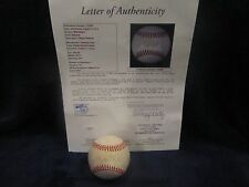 Walt Alston Autographed Official National League (Feeney) Baseball - JSA L.O.A.