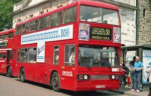 Original colour negative, London Transport, Leyland Titan, KYV360X, Sc E London