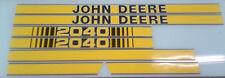 John Deere 2040 Hood Decals