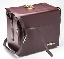 Minolta camera co. LTD Kameratasche Fototasche camera bag in Rot red universal