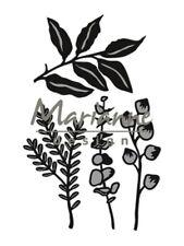 Marianne Craftables Die Cutting & Embossing Stencil Herbs & Leaves CR1432