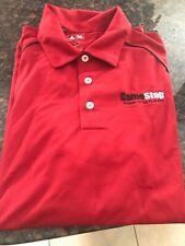 Gamestop Power To The Players Adidas Golf Shirt