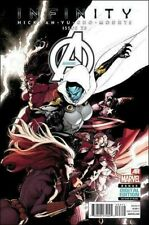 AVENGERS #23 SHANG-CHI THOR JAN 2014 HULK INFINITY MARVEL NM COMIC BOOK 1
