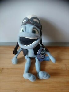 Peluche crazy frog the annoying thing déco tunning loft vintage 25 cm neuf