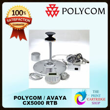 Polycom Cx5000 2200-31200-015 HD Unified Conference Station