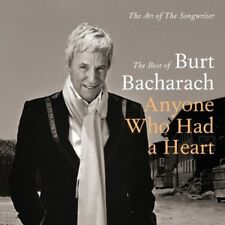 Burt Bacharach - Anyone Who Had a Heart: The Art of the Songwriter [New CD]