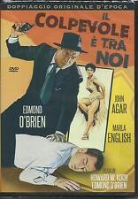 Il colpevole è tra noi (1954) DVD