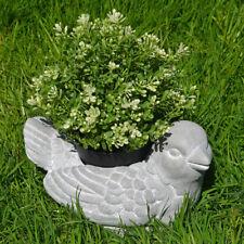 Bird Garden FIORIERA VASO IN CEMENTO EFFETTO BRILLANTE accessorio per esterni 80283