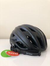 Kask Mojito 3 WG11 | Road Cycling Helmet | Matte Black | Large Rapha Giro Assos