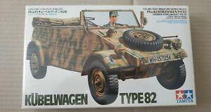 Maquette 1/35 Tamiya 35213 kubelwagen type 82 neuve !