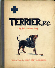 MANCHESTER ENGLISH TOY BLACK & TAN TERRIER DOG BOOK Terrier V.C. Louis Wain 1916