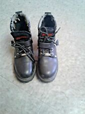 Harley Davidson  Motorcycle Boots Size 6 1/2