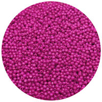Lot of 2500pcs DIY 11/0 Rocaille 1.8mm Small Round Glass Seed Beads Purple red