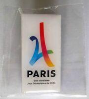 PINS PIN'S NEUF PARIS 2024 JEUX OLYMPIQUES D'ETE FRANCE