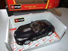 PEUGEOT 907 CONCEPT CAR 2004 BURAGO 1/18