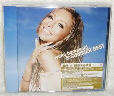 Japan Ayumi Hamasaki A Summer Best Taiwan Ltd 2-CD 「You & Me」