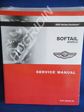 2003 Harley Davidson softail heritage fatboy night train deuce service manual