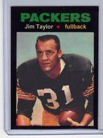 Jim Taylor '59 Green Bay Packers rookie season MC Glory Days #3
