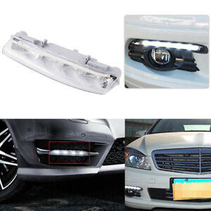Front DRL Fog Light Right Side For Mercedes-Benz W204 W212 C250 C280 C350 E350
