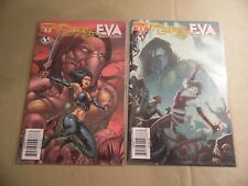 The Darkness vs Eva #3 (Dynamite 2008) 2 Covers / Free Domestic Shipping