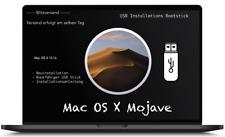 Mac OS X 10.14 Mojave, Installation, Boot usb Stick, Betriebssystem, Apple