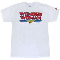 Wonder Woman Retro Logo T-Shirt