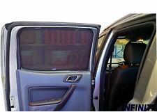 Magnetic Car Window Privacy Sun Shades suitable for (FORD RANGER PX2 & 3 2015+)