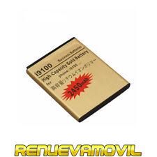 Bateria Para Samsung Galaxy S2 i9100 Alta Mas Capacidad 2450mAh de Repuesto